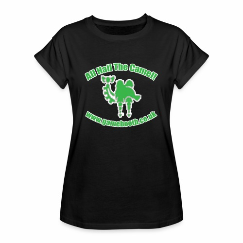All Hail The Camel! - Women's Oversize T-Shirt