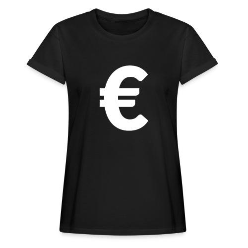 EuroWhite - T-shirt oversize Femme
