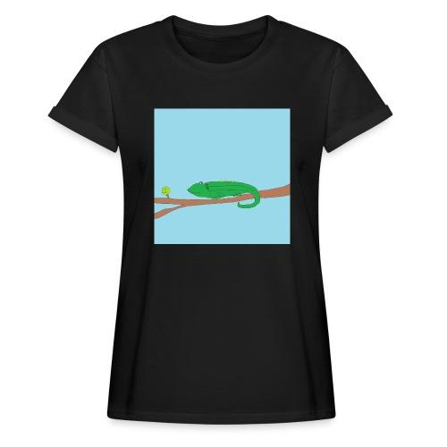 Kameleron - Vrouwen oversize T-shirt