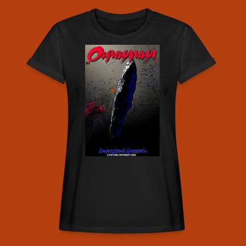 Oumuamua - T-shirt oversize Femme