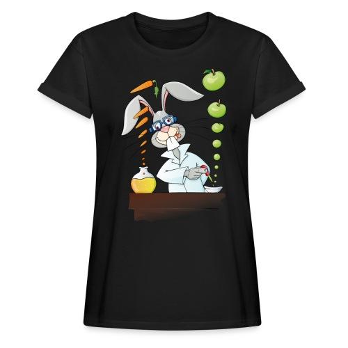 Versuchskaninchen - Frauen Oversize T-Shirt