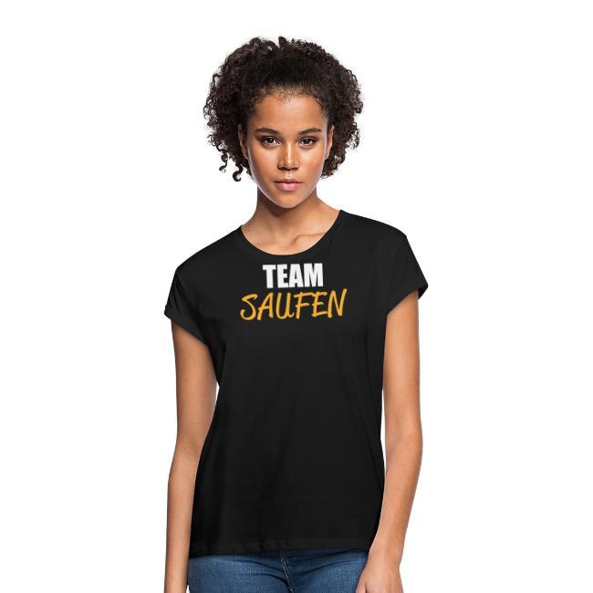 Team saufen Shirt