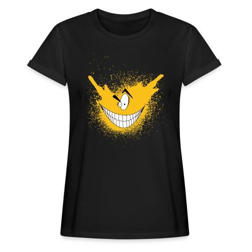 logo6 - T-shirt oversize Femme