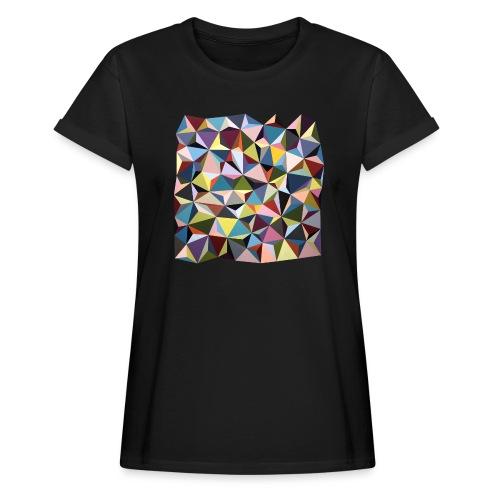 by Rikke Bjørn - Dame oversize T-shirt