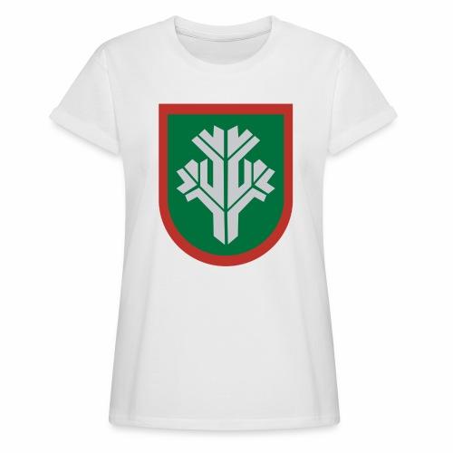 sissi - Naisten oversized-t-paita
