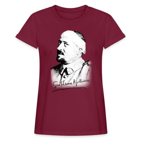 Débardeur Femme - Guillaume Apollinaire - T-shirt oversize Femme