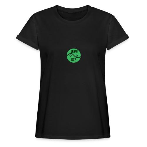 1511988445361 - Women's Oversize T-Shirt