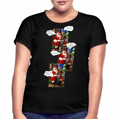 Brexit jokes - Women's Oversize T-Shirt