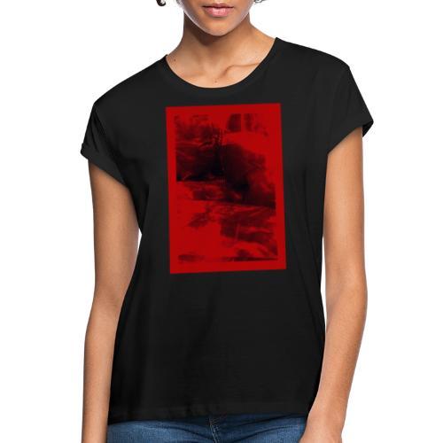 by Majza Hillsetrøm - Dame oversize T-shirt