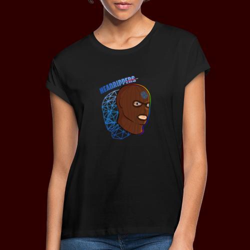 HeadRippers - Dame oversize T-shirt