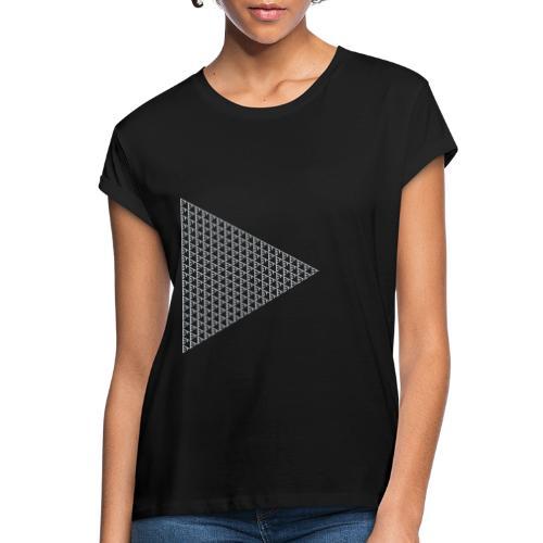 Elitra watermark - Maglietta ampia da donna