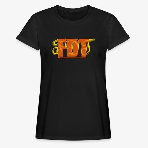 FDT - Women's Oversize T-Shirt