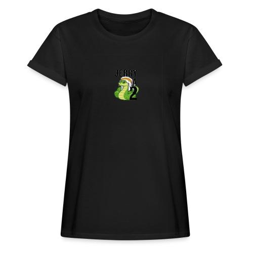 chechepent - T-shirt oversize Femme