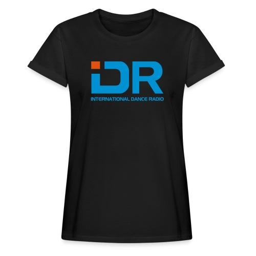 International Dance Radio - Camiseta holgada de mujer