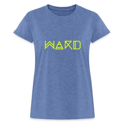WARD - Women's Oversize T-Shirt