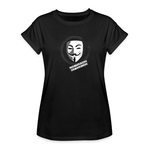 Anonymous Love Your Rage - Women's Oversize T-Shirt