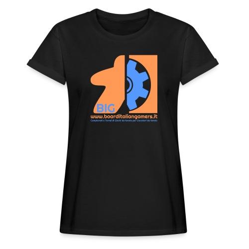 BIG - Maglietta ampia da donna