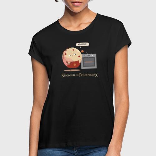 Le Seigneur des fourneaux - T-shirt oversize Femme