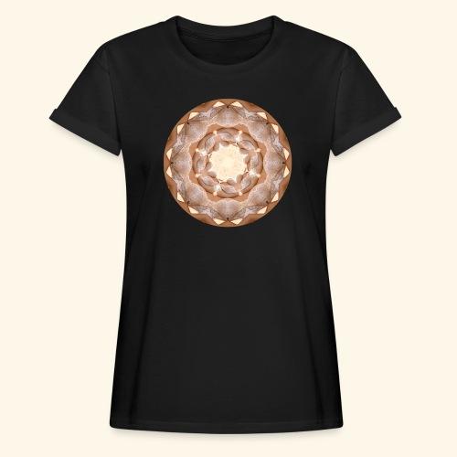 Morbid pattern tröjtryck 14 - Oversize-T-shirt dam