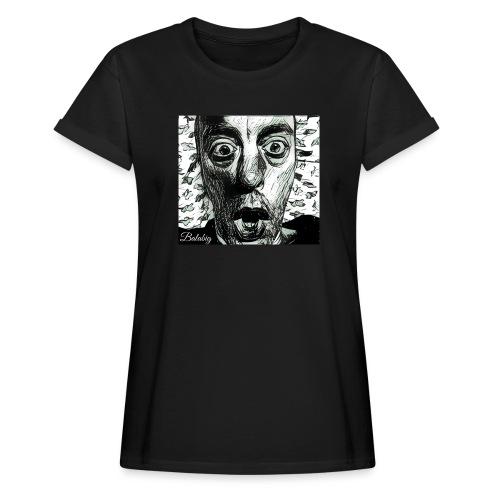 No fear - Maglietta ampia da donna