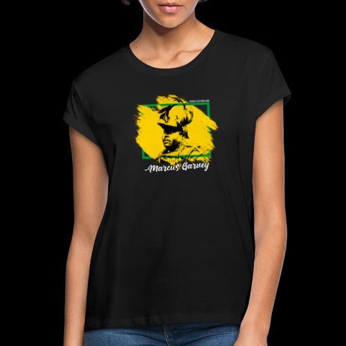 MARCUS GARVEY by Reggae-Clothing.com - Frauen Oversize T-Shirt
