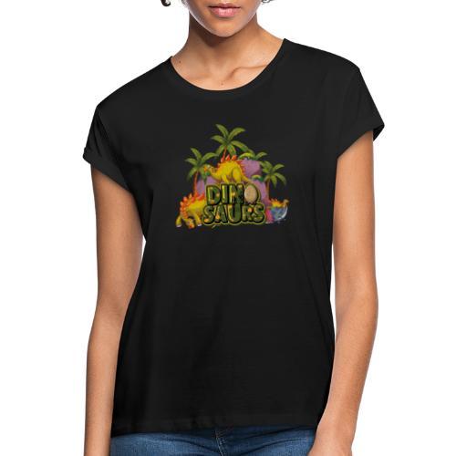 My Dinosaurs - Camiseta holgada de mujer