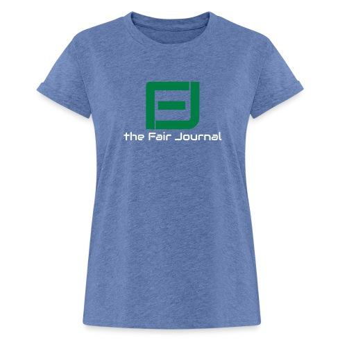 the Fair Journal - Oversize-T-shirt dam