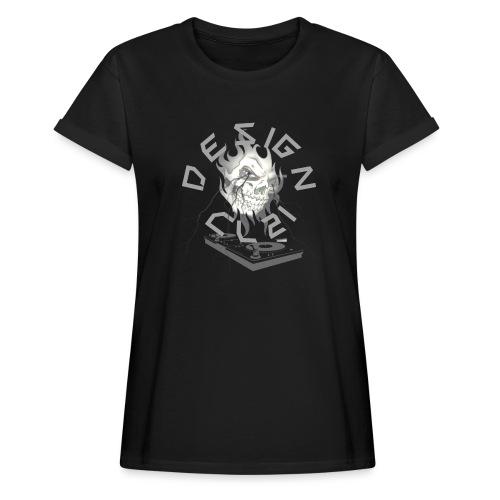 tuffer 3 - T-shirt oversize Femme