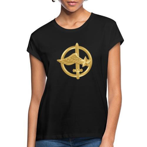 Tasse Fusiliers Commandos de l'Air - T-shirt oversize Femme