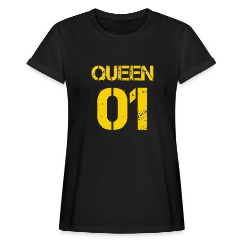 Queen - Koszulka damska oversize