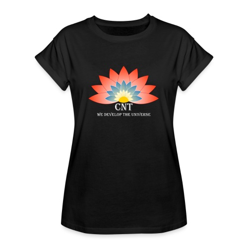 Support Renewable Energy with CNT to live green! - Women's Oversize T-Shirt