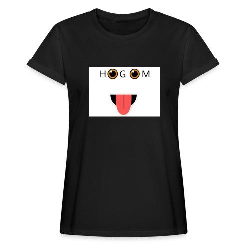 HetGameMisterie Logo - Vrouwen oversize T-shirt