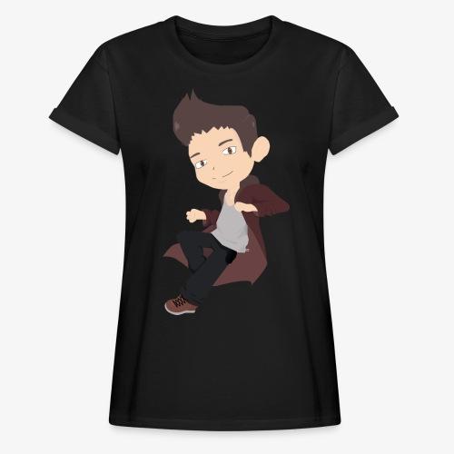 Basique - T-shirt oversize Femme