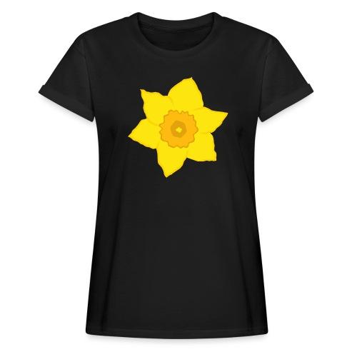 Osterglocke - Frauen Oversize T-Shirt