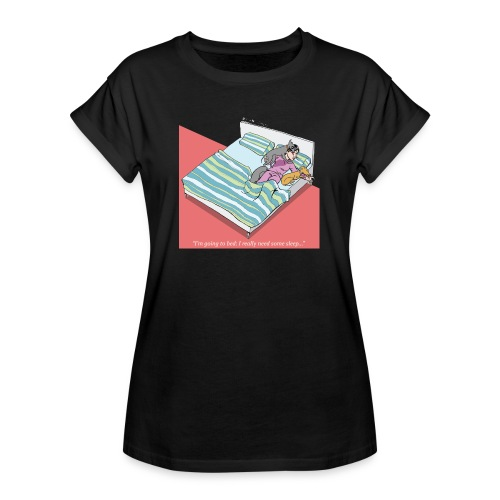 pajama party - Women's Oversize T-Shirt