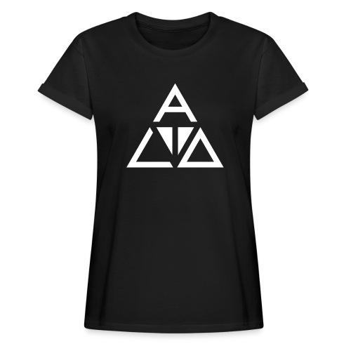 Acid Shirt png - Vrouwen oversize T-shirt