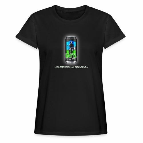 Nafta Energy Drink - Maglietta ampia da donna