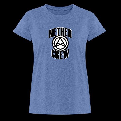 Nether Crew Classic T-shirt - Maglietta ampia da donna