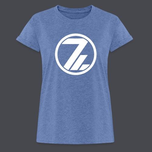 OutsiderZ Hoodie 3 - Frauen Oversize T-Shirt