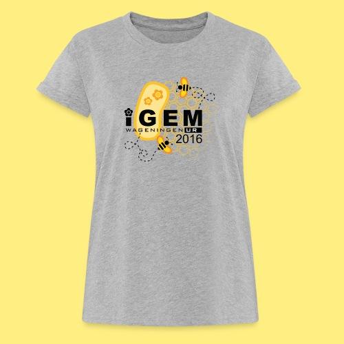 Logo - shirt men - Vrouwen oversize T-shirt
