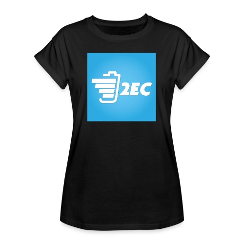 2EC Kollektion 2016 - Frauen Oversize T-Shirt