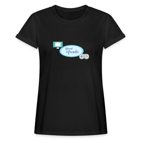DreadChannel - T-shirt oversize Femme