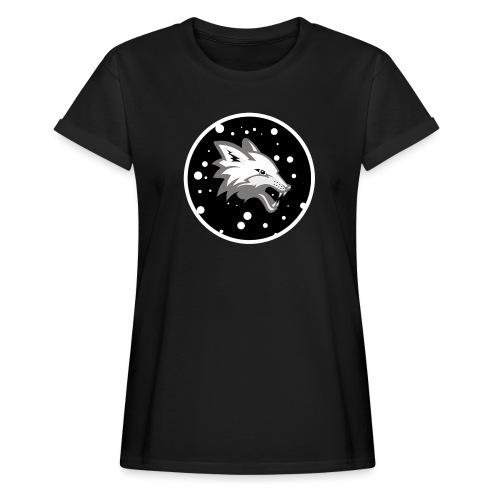 FoxTunes Merchandise - Vrouwen oversize T-shirt