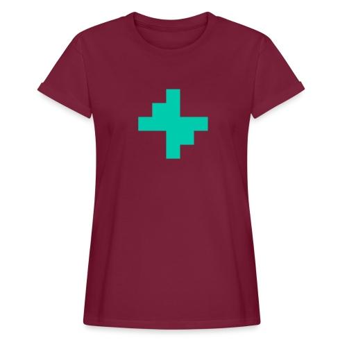Bluspark Bolt - Women's Oversize T-Shirt