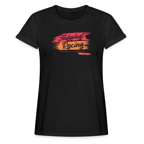 Racing No.1 - Frauen Oversize T-Shirt