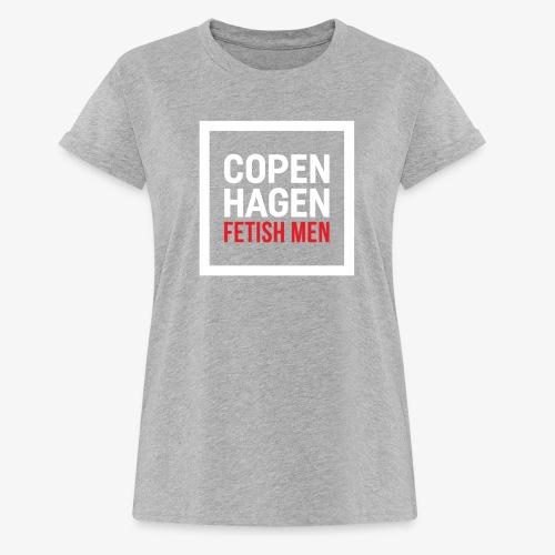 Copenhagen Fetish Men Jacket - Dame oversize T-shirt