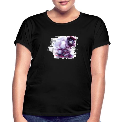 Plakat PG6 2 - Frauen Oversize T-Shirt