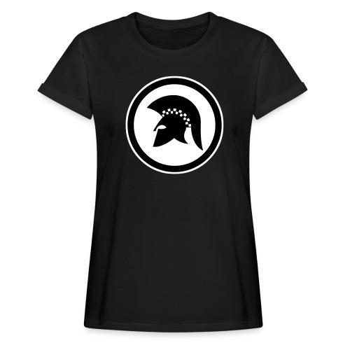 trojan Ska-reggae Zeichen - Frauen Oversize T-Shirt