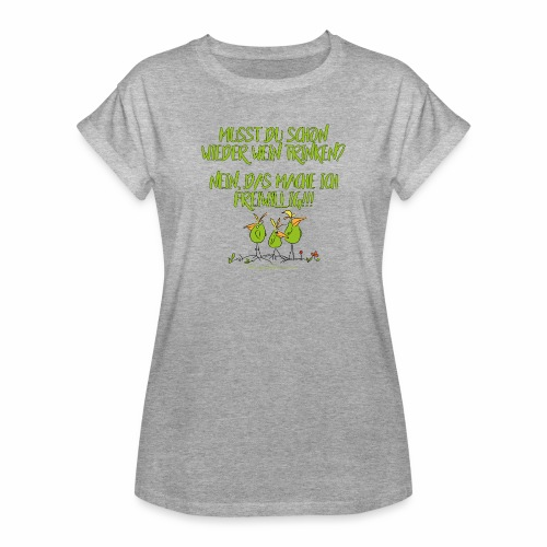designbykiss (13) - Frauen Oversize T-Shirt