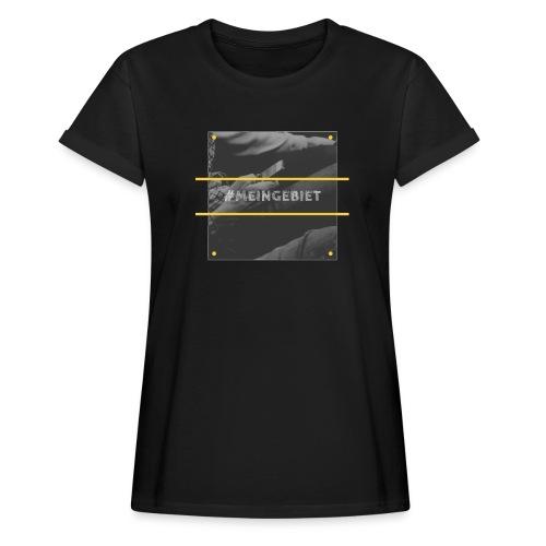 MeinGebiet - Frauen Oversize T-Shirt